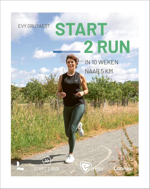 Ontdek het Hardlopen met Evy boek