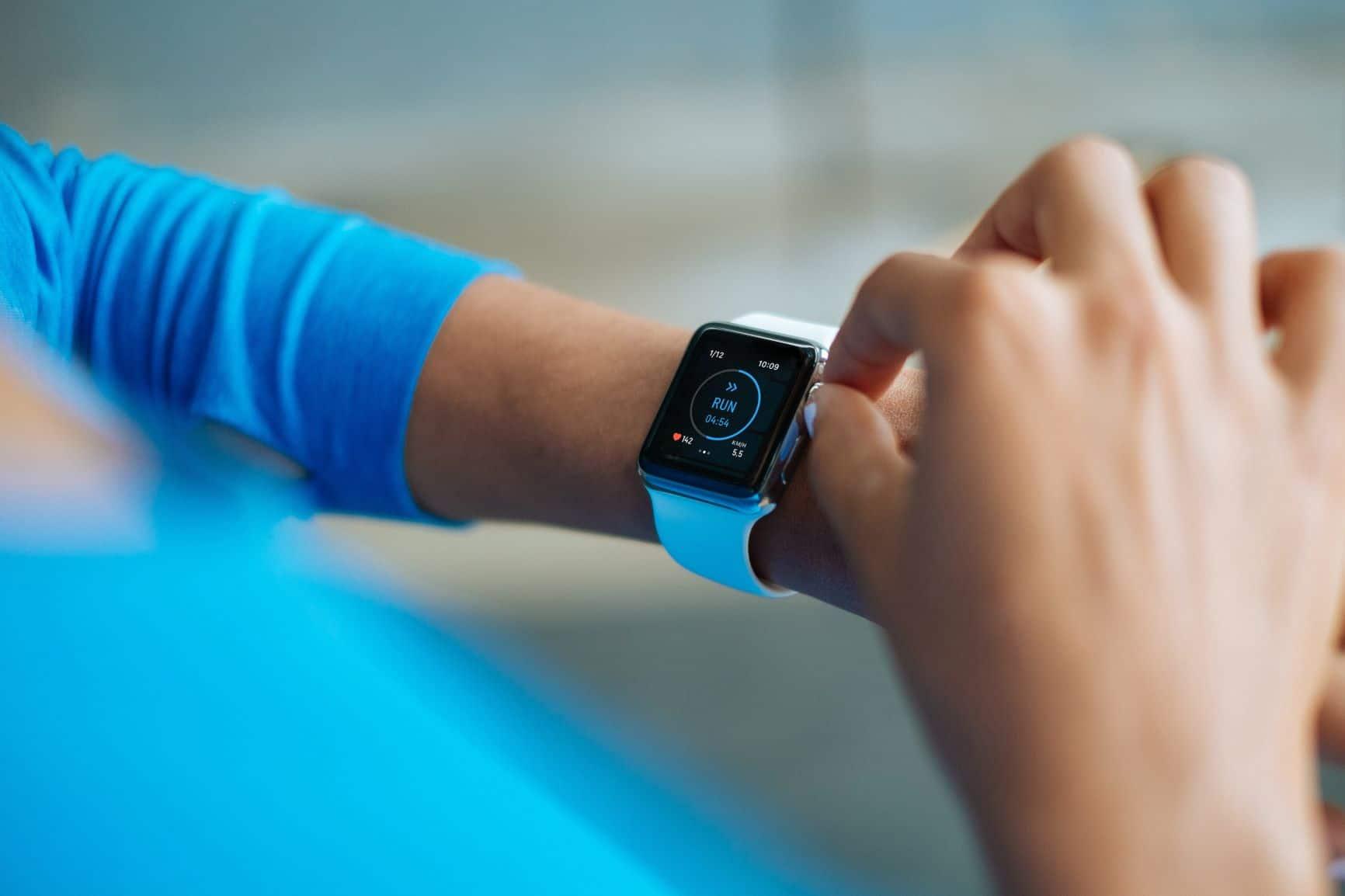 Hardlopen met Evy op apple watch